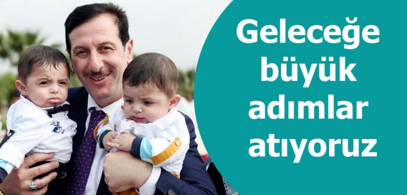 Erdoğan Tok: Halkın teveccühü gücümüze güç katıyor