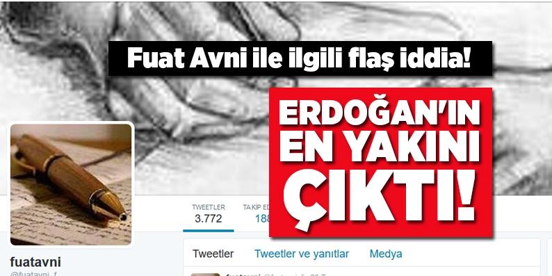 Fuat Avni, Yaver çıktı!