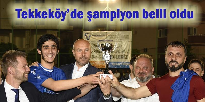 Hijyen Halı Yıkama Tekkeköy'de şampiyon oldu!
