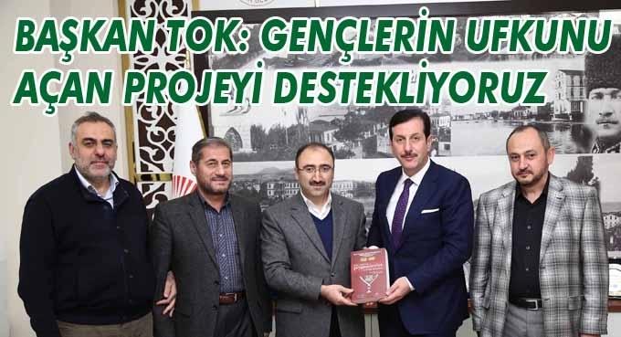 İlkadım Belediye Başkanı Erdoğan Tok: Herkes O'nu örnek almalı
