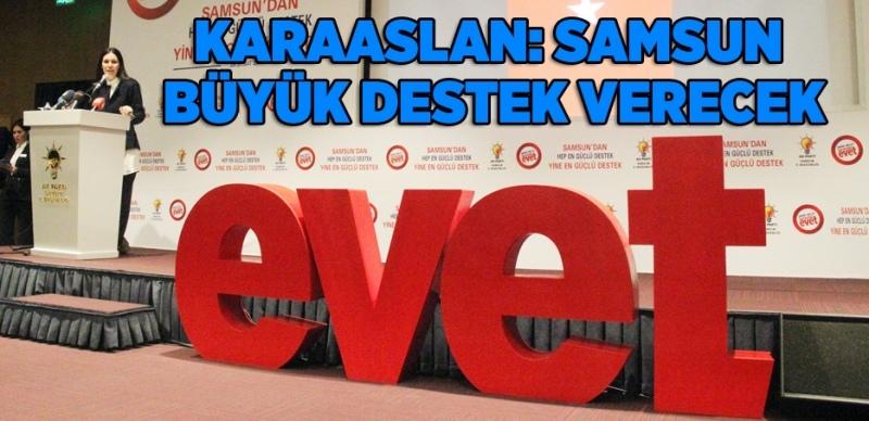 Karaaslan: AK Parti'nin değil Türkiye'nin meselesi