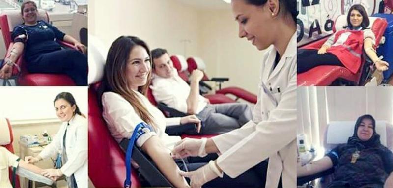 Kızılay'dan kan ihtiyacı için fazla mesai