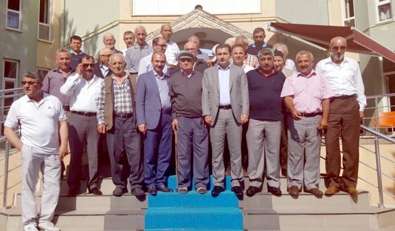 Milletvekili Kırcalı'dan bayramlaşma ziyaretleri