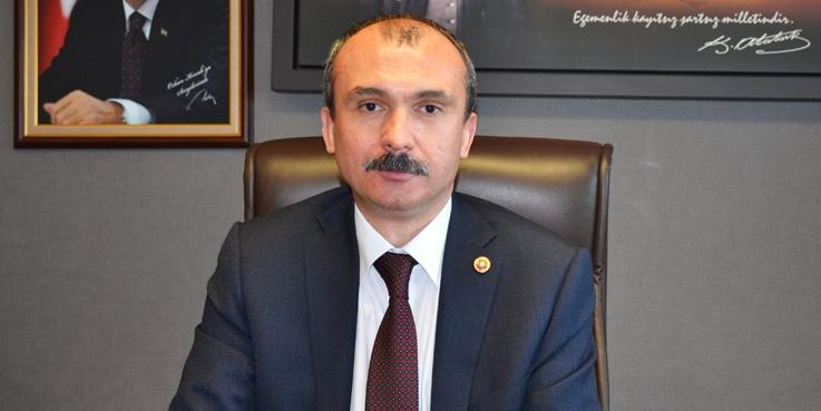 Milletvekili Kırcalı'dan 'Kayseri' mesajı