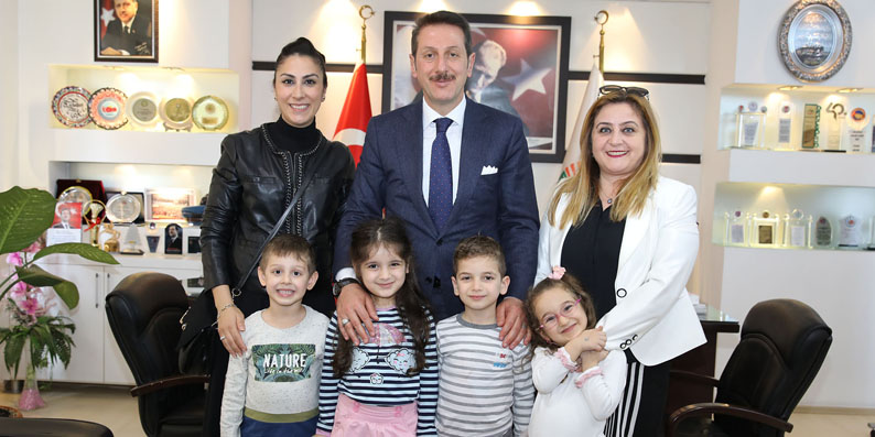Minik Başkan Çınar: Her sokağa park yaptıracağım