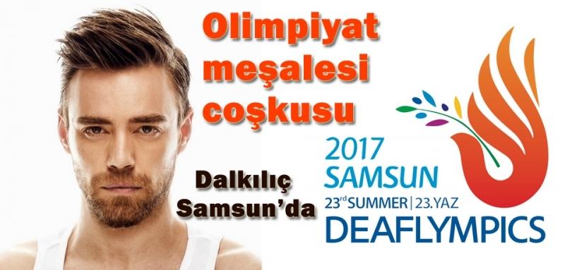 Murat Dalkılıç Batıpark'ta konser verecek
