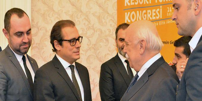Murat Toktaş Türkiye Otelciler Federasyonu yönetimine girdi