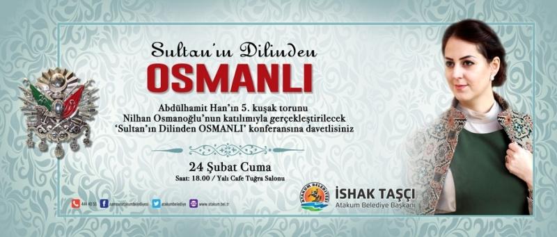 Nilhan Osmanoğlu Samsun'da