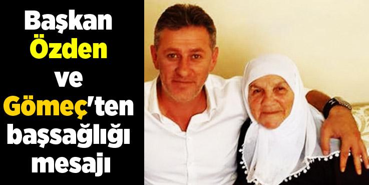 Orhan Sever'in anne acısı