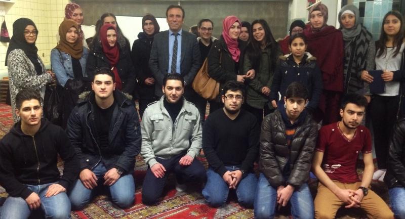 Osman Genç:Kalıcı demokrasi için gençler önemli