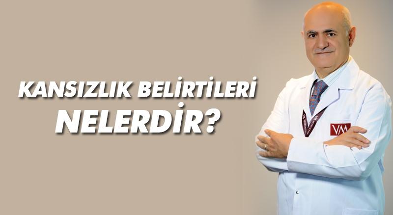 Prof. Dr. Albayrak açıkladı! Kansızlık belirtileri nelerdir?