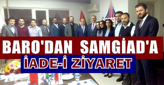 Samgiad Başkanı Gömeç: Hedef Ortak Projeleri Gerçekleştirmek