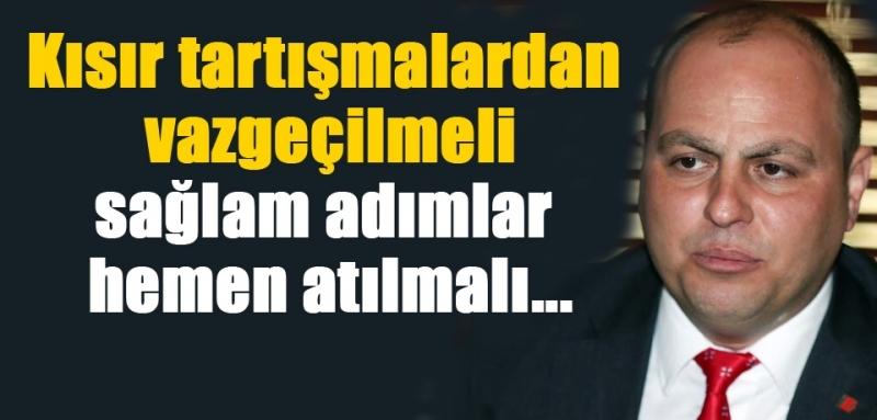 SAMGİAD Başkanı Gömeç: Vakit kaybedilmesin