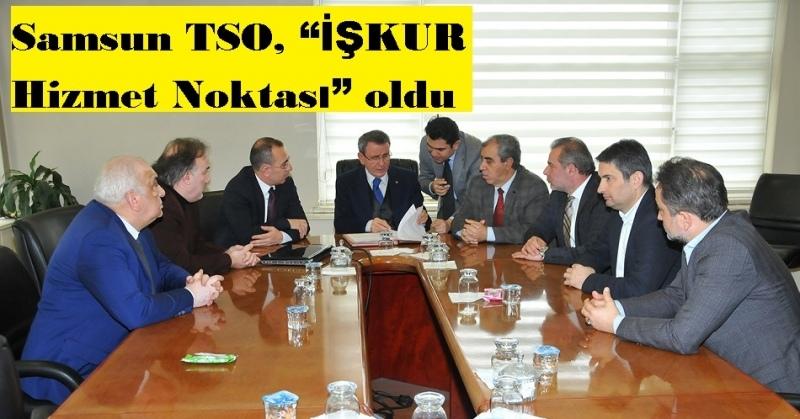 Samsun'da istihdama yönelik çözümler hız kazanacak