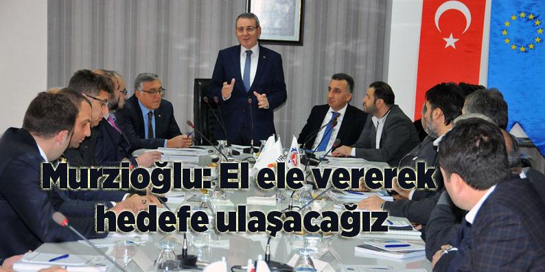Samsun'da mobilyacılara yönelik eğitim toplantısı
