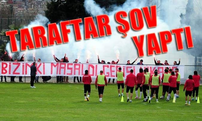 Samsunspor Boluspor maçının hazırlıklarını tamamladı