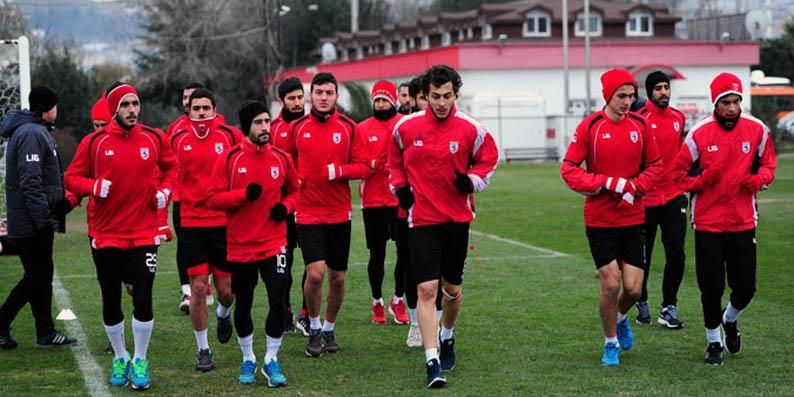 Samsunspor Göztepespor maçı hazırlıkları başladı! işte detaylar...