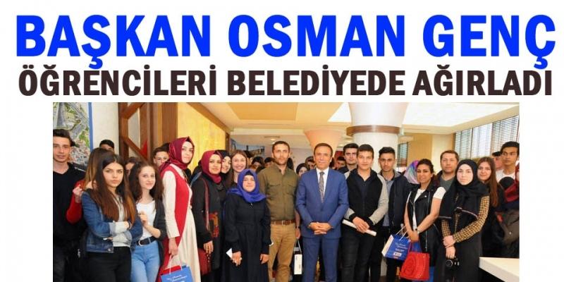 Samsun'un öğrencileri Canik'te buluşuyor