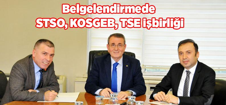TSE'den belge alacaklara yüzde 100 KOSGEB desteği