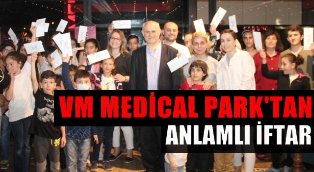 VM Medical Park Lösam'ı Misafir Etti