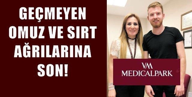 VM Medical Park'tan Kuru İğneleme Tedavisi