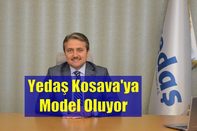 Yedaş Elektrik Dağıtım Kalitesi İle Kosava'ya Model Oluyor