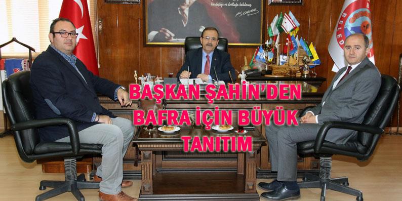 150 bilimadamı Bafra'ya gelecek!