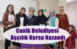 Canik Belediyesi Aşçılık Kursu Kazandı