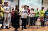Samulaş'ta Baba Destek Programı Tamamlandı