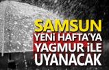 10.12.2018 Samsun Hava Durumu