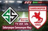 Samsunspor maçı canlı yayınlanacak, TV 264 canlı yayın izle, TV 264 uydu Frenkans