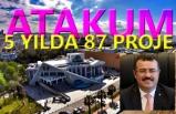 Başkan Taşçı: Projelerimizle Atakum'un değerine değer katıyoruz