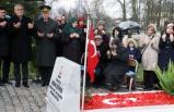 Afrin Şehidi Çeviker mezarı başında dualarla anıldı