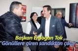 Başkan Erdoğan Tok: Makro kardeşlikle herkesi kucaklıyoruz