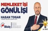 Hasan Togar'a İsmail Türüt'ten özel şarkı