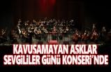 Samdob Sahnesi'nde Kavuşamayan Aşklar Konseri Esecek