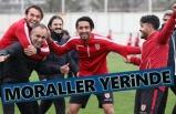 Samsunspor Eyüpspor maçı hazırlıkları tam gaz devam ediyor
