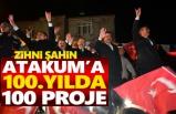 Başkan Şahin, Atakum Kalkınacak Atakumlu Kazanacak