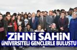 Başkan Şahin, Atakum'u Gençlerle Yöneteceğiz