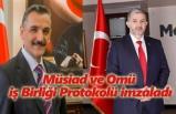 Müsiad ve Omü İş Birliği Protokolü İmzaladı