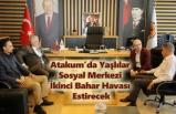 Atakum'da Yaşlılar Bu Proje ile 2. Baharı Yaşayacak
