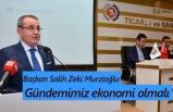 Samsun TSO Nisan Ayı Toplantısı yapıldı