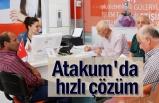 Atakum'da profesyonel ekiple hızlı çözüm