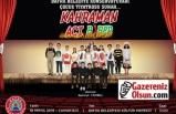 Bafra'da çocuklar için tiyatro