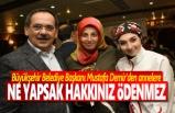 Başkan Demir, Annelere Seslendi Hakkınız Ödenmez