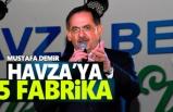 Başkan Demir, Kuzey Anadolu'nun sanayi üssü olacağız