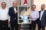 Mustafa Demir'den Canik Belediyesi'ne ziyaret