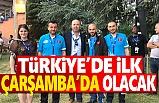 Türkiye'de İlk Çarşamba'da Olacak