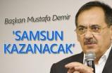 Mustafa Demir: Birlikte düşünüp, birlikte üreteceğiz