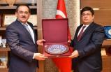 Başkan Demir'den Başsavcı Kılıç'a ziyaret - Samsun haber